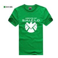Agents of S.H.I.E.L.D. SHIELD T Shirt Night Avengers Clothing Merchandise