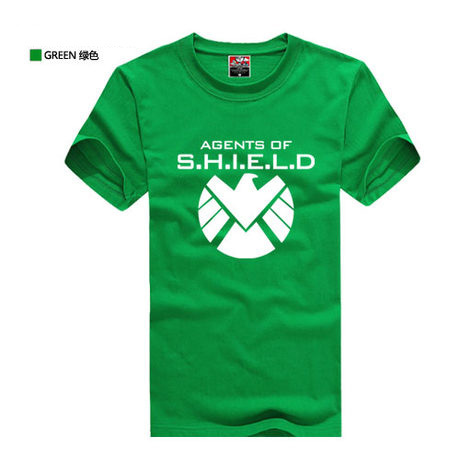 Agents of S.H.I.E.L.D. SHIELD T-Shirt Night Avengers Clothing Merchandise