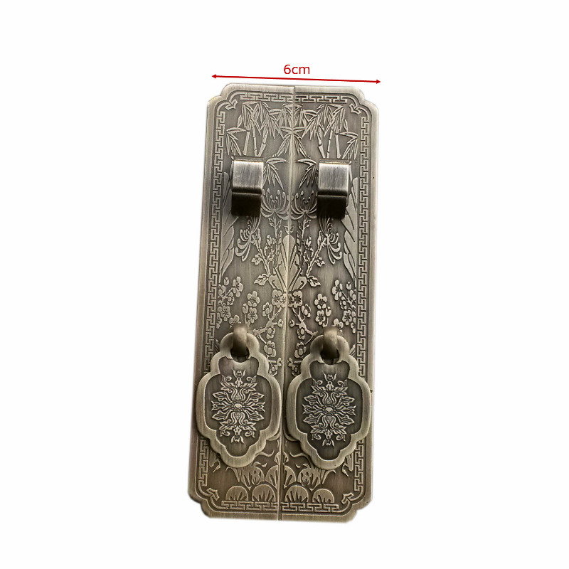 Special offer! Chinese antique classical furniture door handle door handle bookcase wardrobe handle cabinet door and window hand