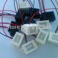 10 PCS X Ativo 1.2 V 1.5 V 3 V 6 V 9 V 12 V 24 V Solar de Toupeira desparasitação defletor cobras unidade buzzer vibrações mecânicas, frete Grátis