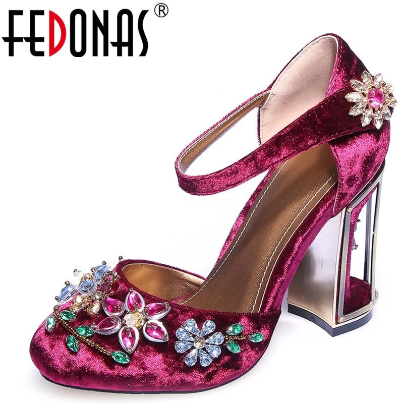 FEDONAS Retro Floral...