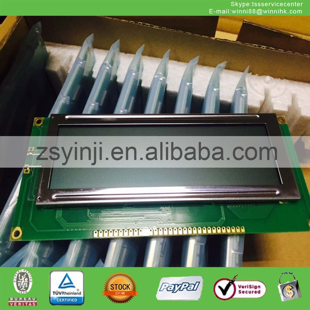 4.8''  256*64  LCD PANEL SP12N001-T