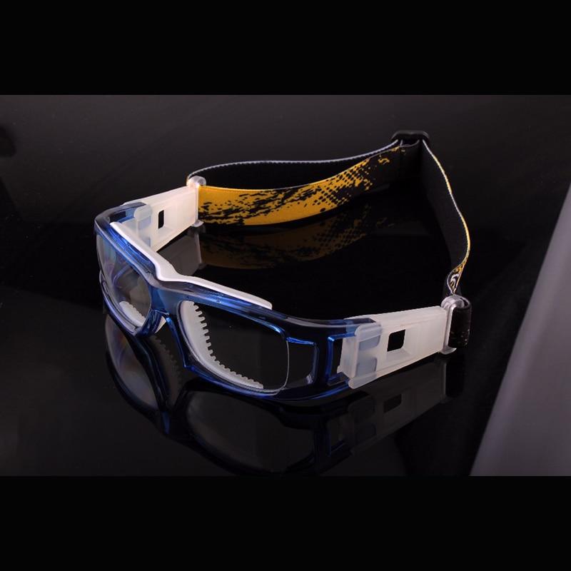 Männer Basketball Fußball Augenschutz Brille Brillen Myopie Rahmen - Radfahren - Foto 2