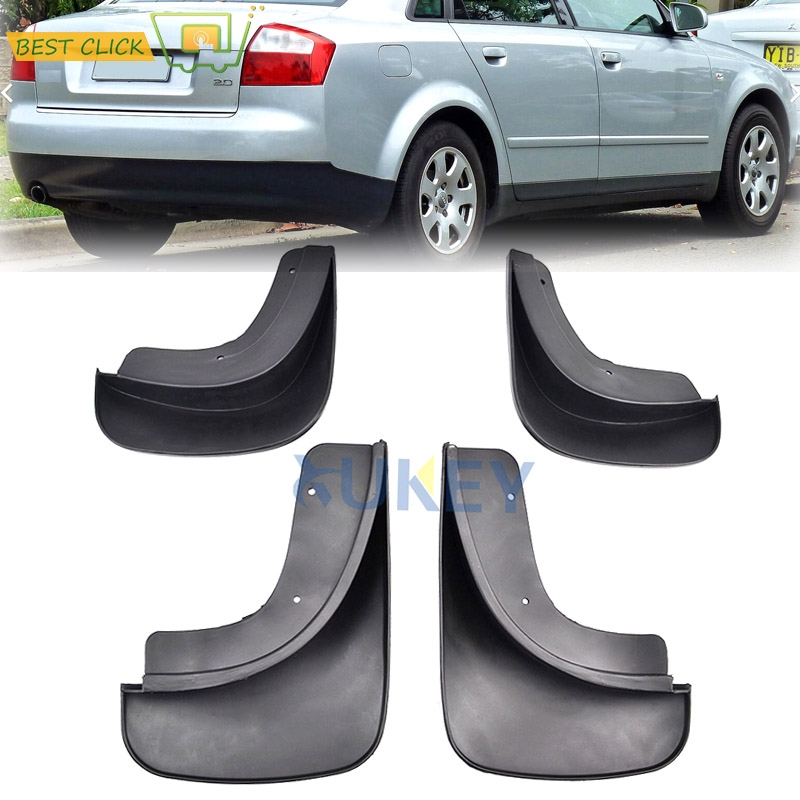 FORD FIESTA 2002/>2005 MOULDED REAR MUDFLAPS