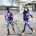Fashion Design Brand Kids Boys Girls Clothes Set Baby Star Universe Print Tracksuits Toddler Sport Suits For Boy Children Couple