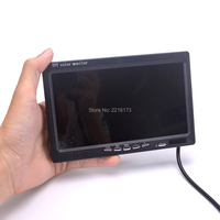 7 Inch 7 LCD TFT FPV 1024 X 600 Monitor With T Plug Screen FPV Monitor