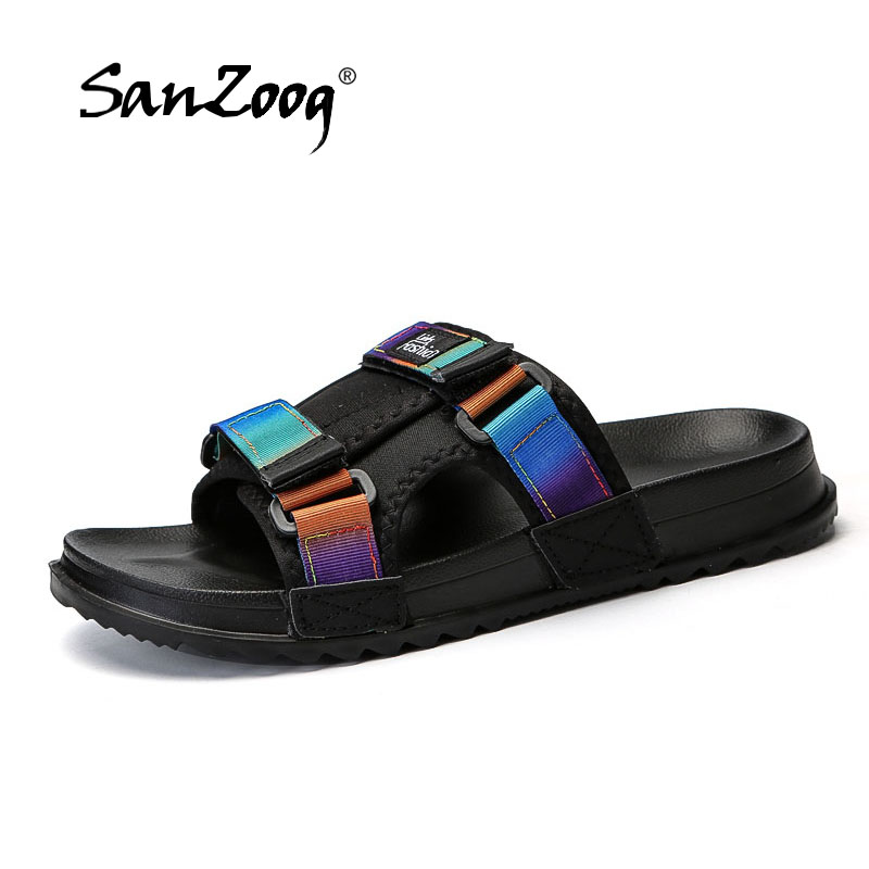 7a949e981257 Detail Feedback Questions about Super Cheap Fashion Beach Sandals Men New  Summer Outdoor Roman Sandalet Shoes Casual Men s Slippers Flats Flip Flops  Size 36 ...