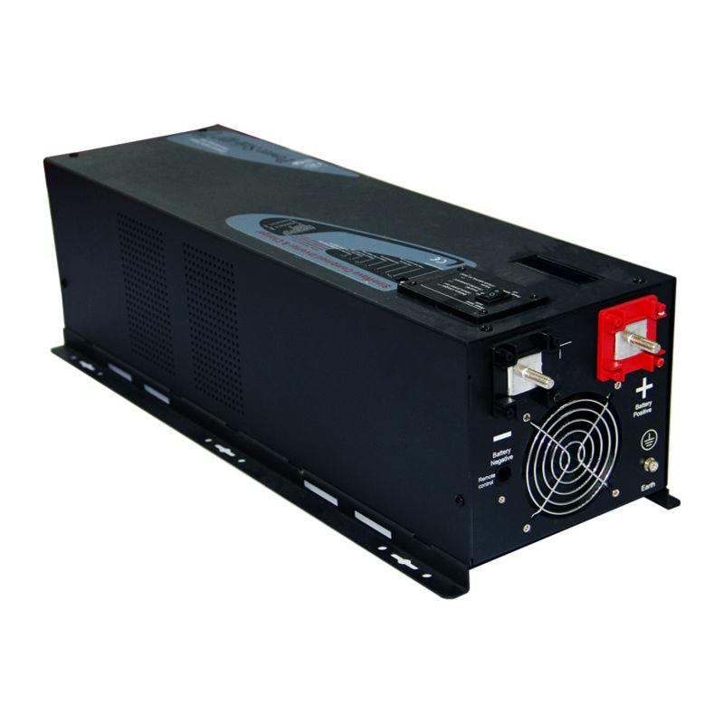 MAYLAR@ 24V,5000W  Pure Sine Wave Off-grid Power Inverter With Charger ,Output 50Hz/60Hz ,100Vac-240Vac 5000w dc12v 24v ac110v 220v off grid pure sine wave single phase power inverter with charger and lcd screen