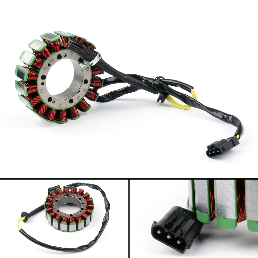 Areyourshop Motorcycle Magneto Generator Engine Stator Coil For BMW F650GS 09-14 F700GS 13-14 F 800 GS S R GT