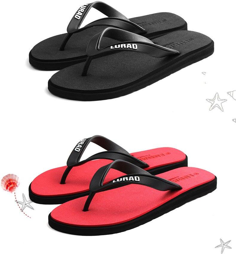 antiderrapante, confortável, praia, clipe para os pés, ar livre, legal chinelos