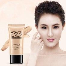 BB крем натуральный отбеливающий увлажняющий маскирующий Крем Обнаженная основа для макияжа лица Уход за кожей лица Make up beauty