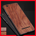 Simple For Xiaomi mi4c back stick / wood real wood film after film for xiaomi mi4i case