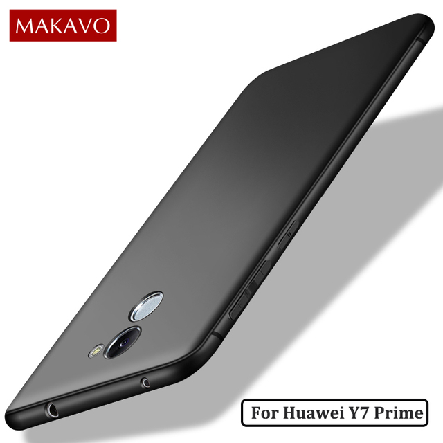 huawei y7 coque silicone
