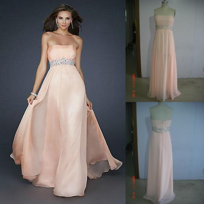 Real Sample Long Formal Dresses Juniors Sequin Evening Dress