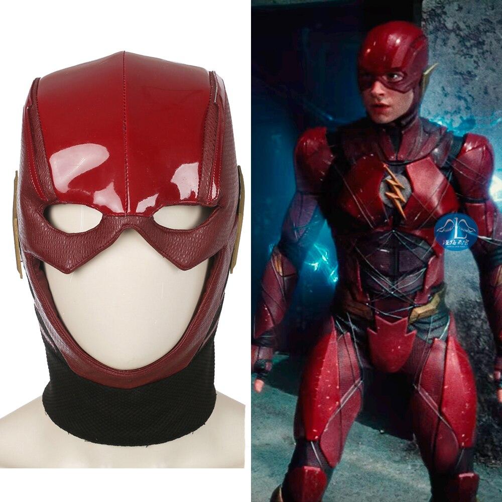 2017 Movie Justice League The Flash Barry Allen Superhero