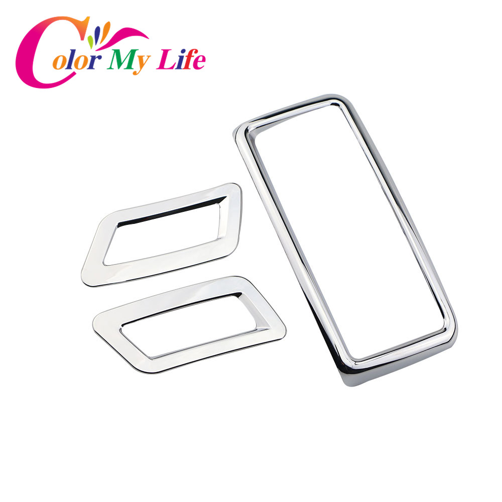 Aliexpress.com : Buy Color My Life ABS Chrome Air