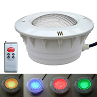 Led underwaterlight 18W RGB PAR56 DC12V Swimming Pool Light led pool lights Underwater lights