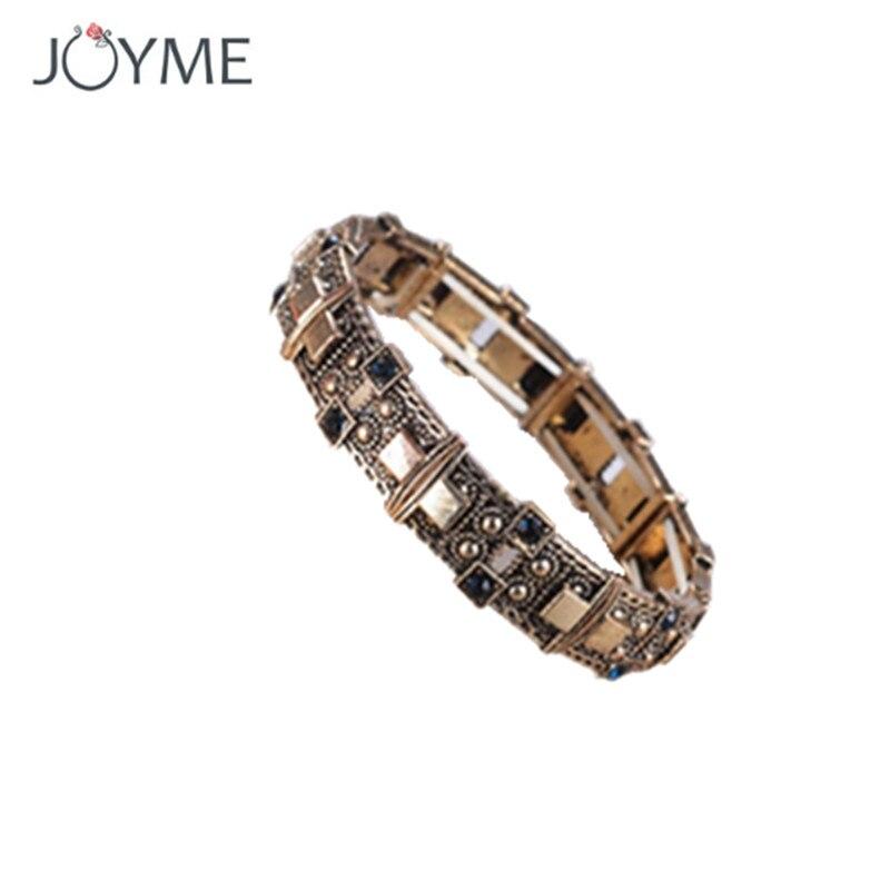 XIAONIANSHI מקוריות חדשה כסף עתיק צמיד כסף צמיד שרוול צמיד למתוח צמיד armband פופולרי תכשיטים לנשים