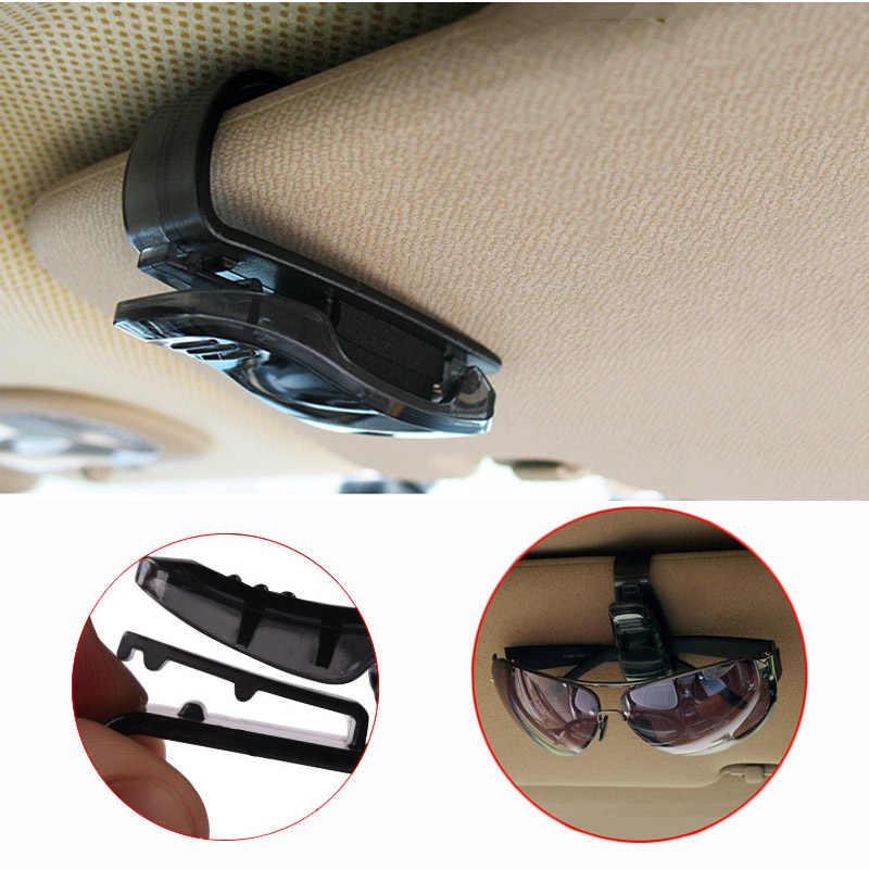 1 Pc รถแว่นตาโฟลเดอร์ S - ประเภทแว่นตา/กระดาษคลิปสำหรับ BMW F30 F10 E46 E39 E90 E60 x5 E53 F20 Mercedes Benz W204 W211 Audi A5