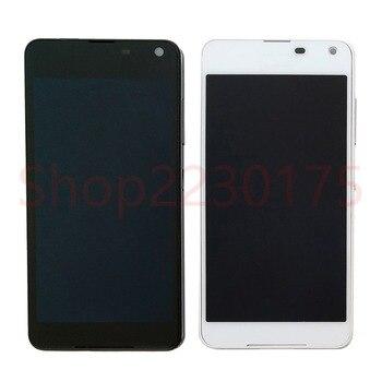 ノキア Lumia 650 RM-1152 RM-1154 RM-1109 RM-1113 Lcd ディスプレイタッチスクリーンデジタイザ組立フレームの交換部品