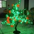 0.8 Metros 200 LED árboles de navidad artificiales con luces led