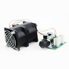 Universal Car Electric Turbine Power Turbo Charger Tan Boost Air Intake Fan 12V ACE60 3.2A with Potentiometer Covers