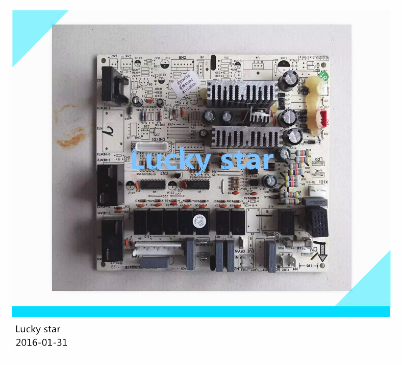 цена на 95% new for Gree Air conditioning computer board circuit board 30034208 4G53C GRJ4G-A1 good working