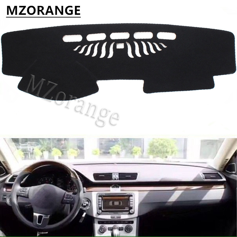 MZORANGE Car Dashboard Covers Mat For VOLKSWAGEN VW Passat