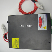 high quality 50W AC220V CO2 laser power supply for 50W CO2 laser tube
