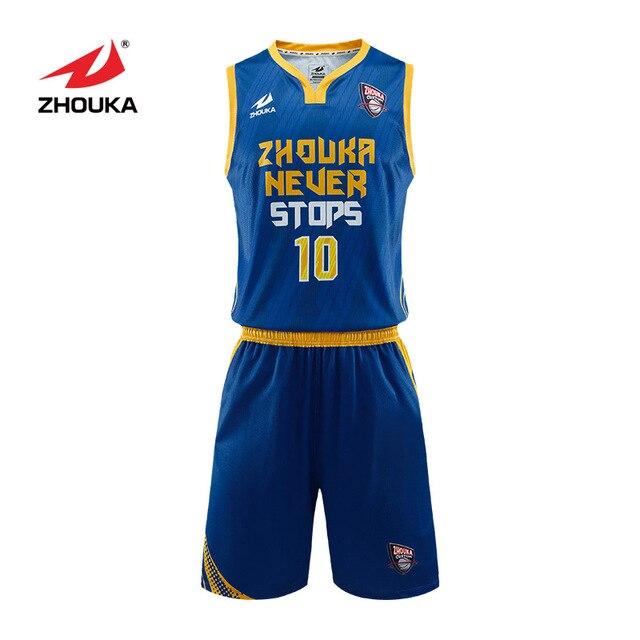 b6603da2f02 Wholesale customized printing cheap basketball jersey set design your  basketball sportswear