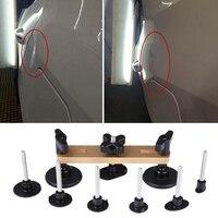 Super PDR Tools Paintless Dent Repair Bridge Tool Kit Car Dent Repair Tools Pulling Bridge