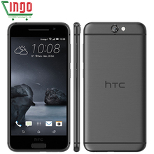"Entsperrt HTC One A9 16/32 GB ROM 4G LTE Handy 5,0 ""13.0MP Quad-core Android 6.0 HTC A9 Fingerprint Smartphone"