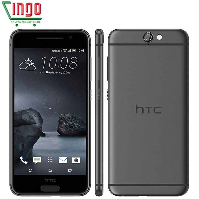 Unlocked HTC One A9 16/32GB ROM 4G LTE Mobile Phone 5.0 13.0MP Quad-core Android 6.0 HTC A9 Fingerprint Smartphone image