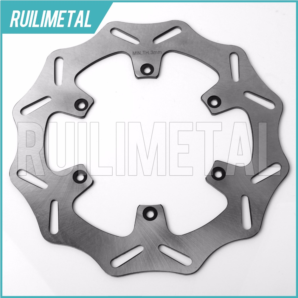 front brake disc rotor for ktm 450 500 505 520 525 530 540600 620 625 exc f sixdays egs sxs mxc xc w sx f lc4 94 16 Front Brake Disc Rotor for KTM 530 EXC R sixdays 540 SXC SXS 600 GS MX LC4 ENDURO SUPERMOTO SC Super Competition 625 2003-2008