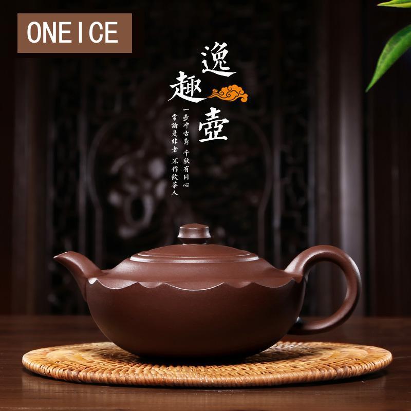 Исин чай горшок ручной работы Красный Дракон элегантный горшок кунг фу чай Китайский Исин чайная посуда чайные горшки