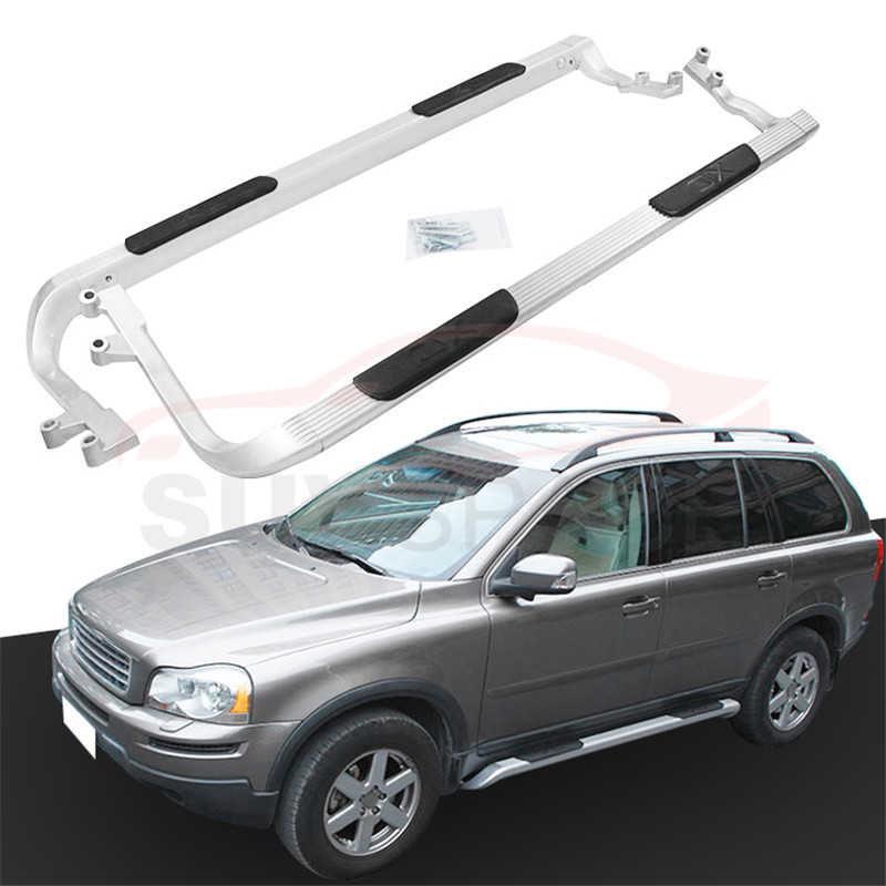 Volvo Xc90 2014 Price: Fit For VOLVO XC90 XC 2003 2014 Running Board High Quality