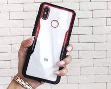Cherie Cover Voor Xiaomi Redmi Note 7 6 Pro Pocophone F1 Mi 9 Redmi 6 Pro Mi A2 Lite Note 5 Pro Case Zachte Siliconen Acryl Fundas
