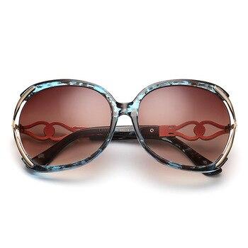 2017 New Vintage Pearl Sunglasses Women Oculos De Sol Feminino Fashion Gradient Sunglass Women Brand Designer Sun Glasses 142M 5