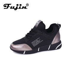 Купить с кэшбэком Fujin Brand  spring summer autumn fashion new shoes high quality casual sneaker for ladies flats shoes women