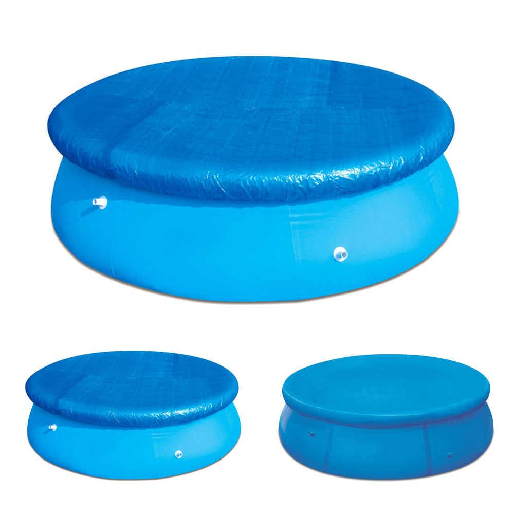 รอบสระว่ายน้ำพับสระว่ายน้ำสำหรับ Ground สระว่ายน้ำ InflatableGarden สระว่ายน้ำสระว่ายน้ำ & อุปกรณ์เสริม
