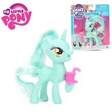 Meus Brinquedos Little Pony Friendship Is Magic Pinkie Pie Raridade Cadance Lyra Heartstrings PVC Action Figure Collectible Modelo Bonecas(China)