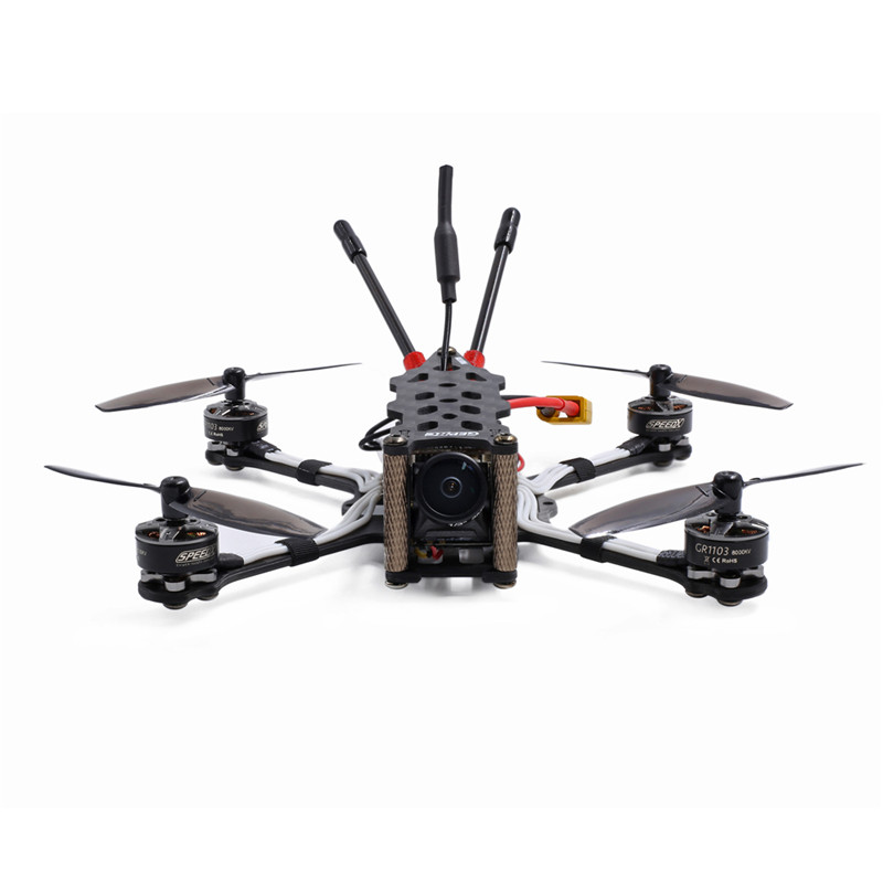 GEPRC PHANTOM Toothpick Freestyle 125mm 2-4S FPV Racing Drone BNF/PNP F4 OSD 12A ESC 1103 Motor IRC Tramp RC Models