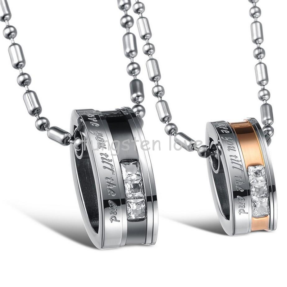 Popular Couples Jewelry Necklaces-Buy Cheap Couples Jewelry ...