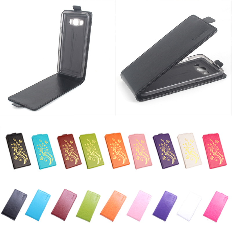 Leather case For Samsung Galaxy <font><b>J5</b></font> 2016 J510F J5108 Flip cover housing For Samsung J <font><b>510</b></font> Y / J 5108 Mobile Phone cases covers image