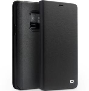 Image 5 - QIALINO Chính Hãng Da Lật Trường Hợp đối Với Samsung Galaxy S9 Thời Trang Sang Trọng Siêu Mỏng Ống Đỡ Động Mạch Điện Thoại Bìa đối với Samsung S9 + Cộng Với 6.2 inch