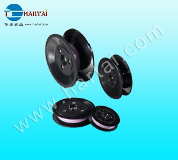 Flanged wire guide pulley ,Plastic cable pulley HCR008