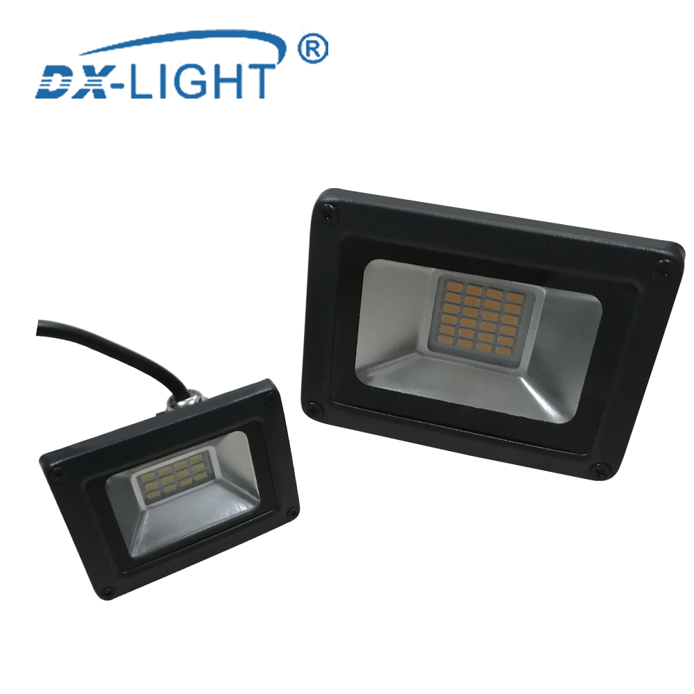 Waterproof IP65 LED Work Light 10W 20W 30W 50W 100W Engineering Light 220V 230V 240V LED Outdoor Lighting Wall Lamp Floodlight мусорное ведро с прессом