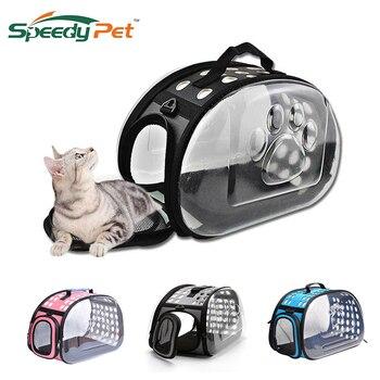 Transparent Pet Carrier Travel Bag