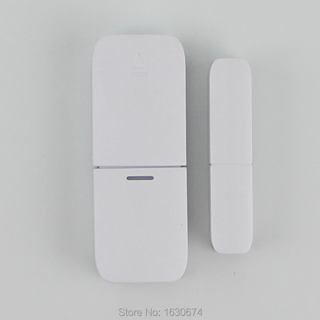 Wireless Home Security window/door magnetic sensor open detector 1527 chips for wireless alarm system