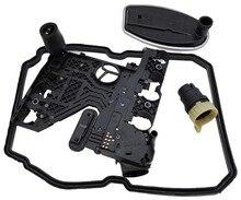 Condutor de transmissão de Placa + Conector + Junta + Kits de Filtro Para Mercedes 722.6 5 Velocidade 1402701161